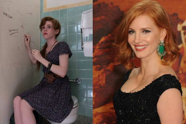 [it cast beverly marsh jessica chastain]