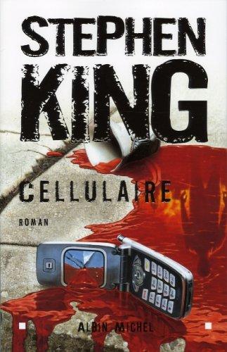 cellulaire, livre Stephen King