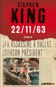 [22.11.63 Stephen King couverture]