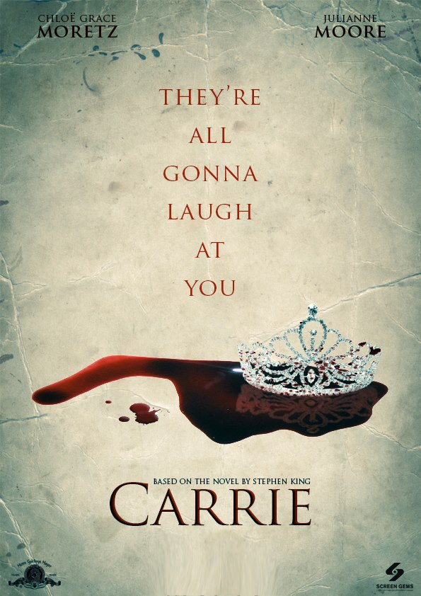 [carrie 2013 poster 4 Stephen King - Photo]