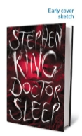 [doctor sleep cover early work Stephen King - Photo]