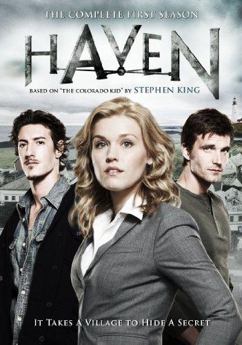 [haven season1 poster Stephen King - Photo]