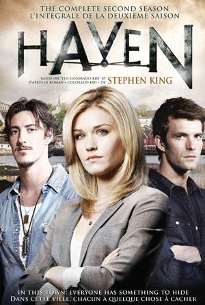 [haven season2 poster Stephen King - Photo]