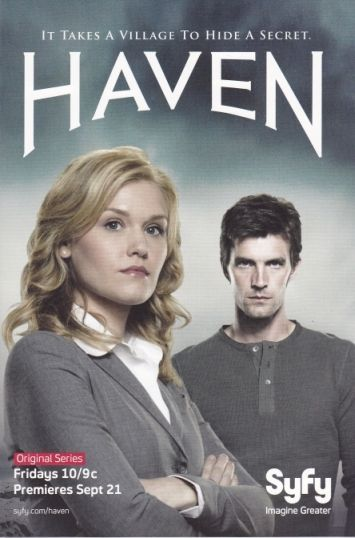[haven season3 poster Stephen King - Photo]