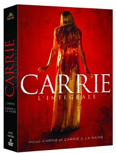 [Carrie coffret DVD]
