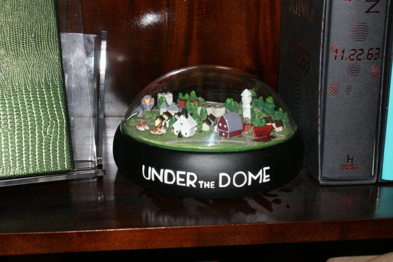 [UnderTheDome BluRay coffret US]