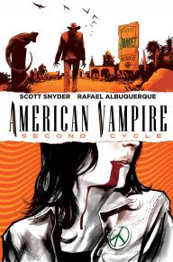 [american vampire second cycle vertigo 2014]