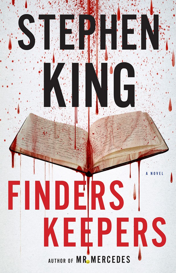 [finders keepers stephenking couverture scribner]