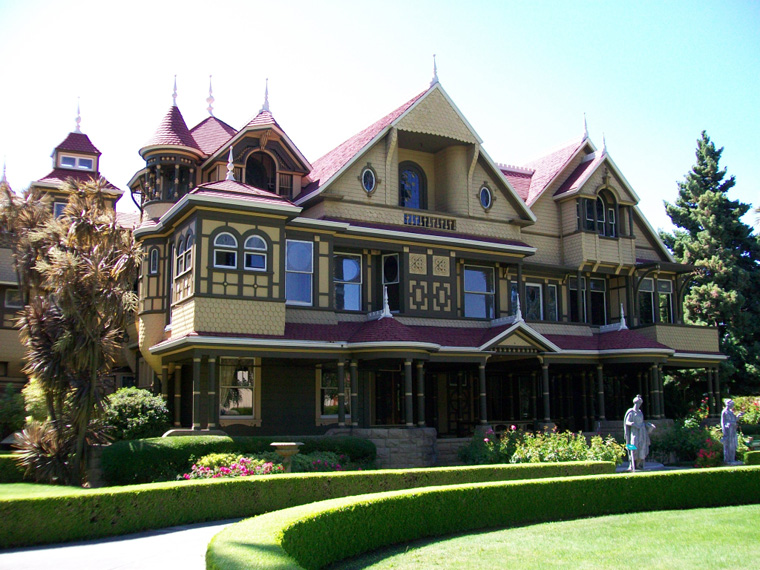 [Winchester House]
