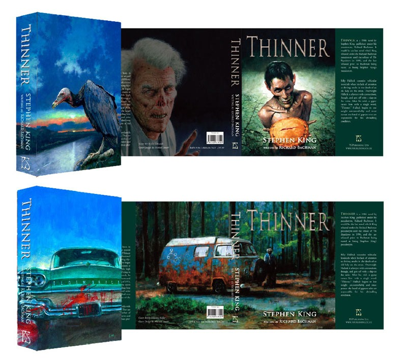 [thinner pspublishing stephenking limited]