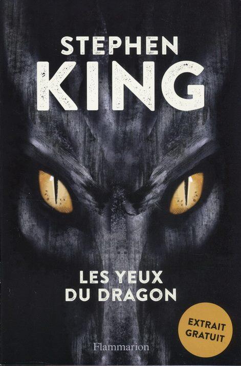 [stephen king les yeux du dragon extrait flammarion2016]