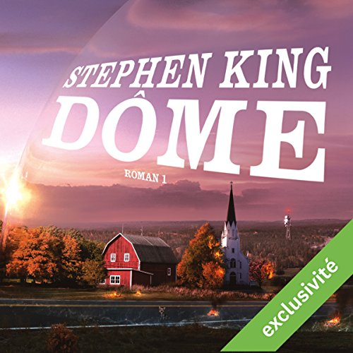 [DOME tome1 stephenking audible livre audio]