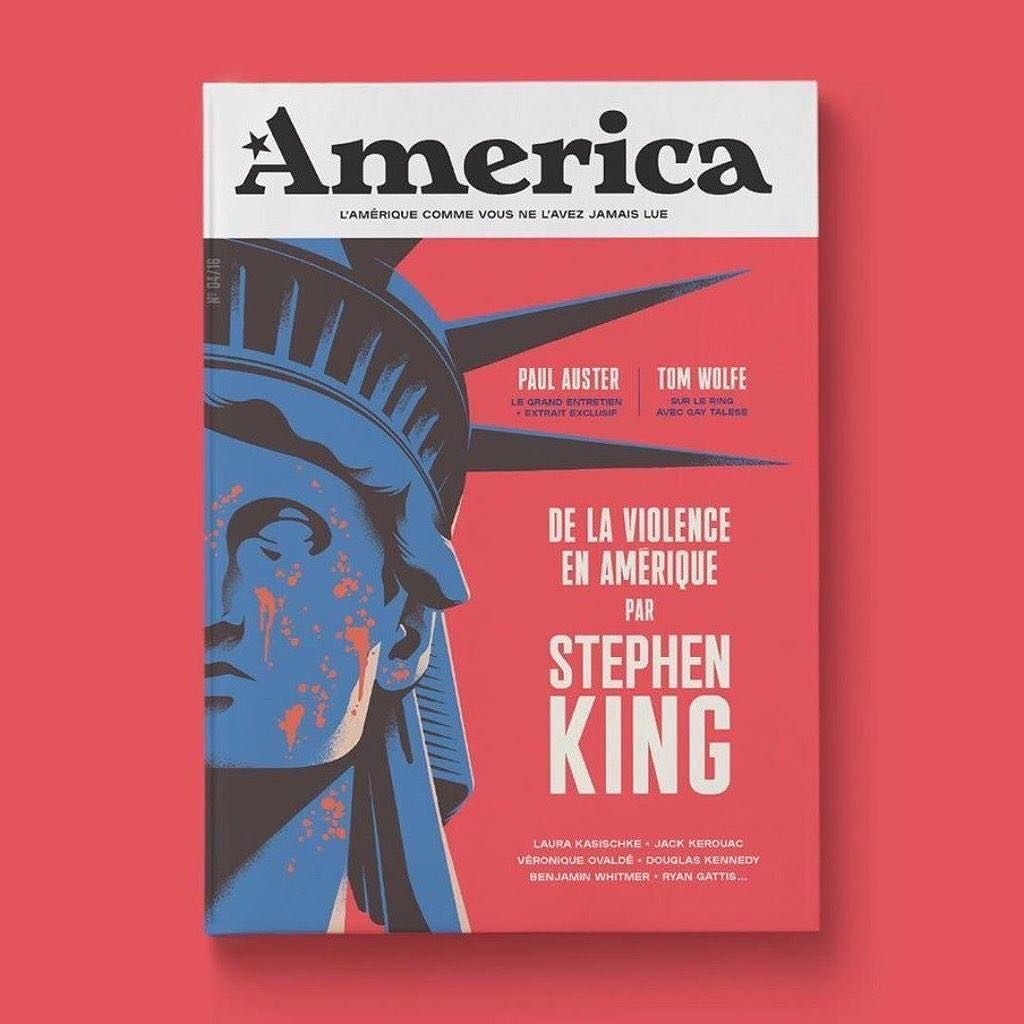 [america magazine guns stephenking]