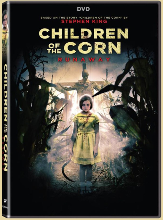 [children of the corn runaway dvd]