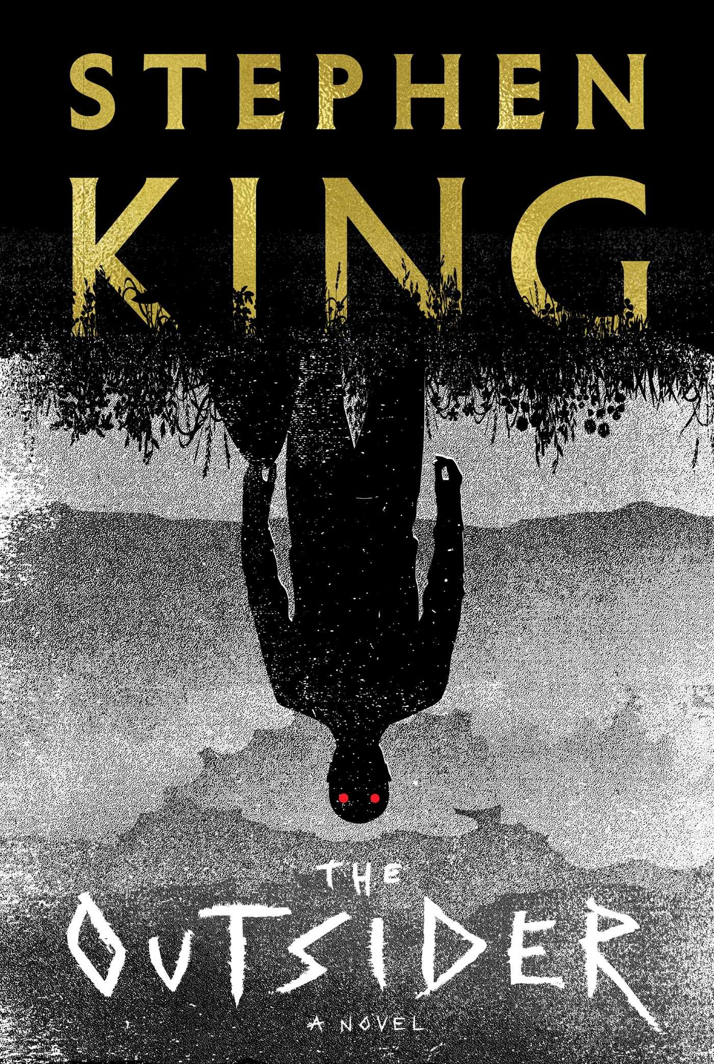 [the outsider stephen king us poster scribner]