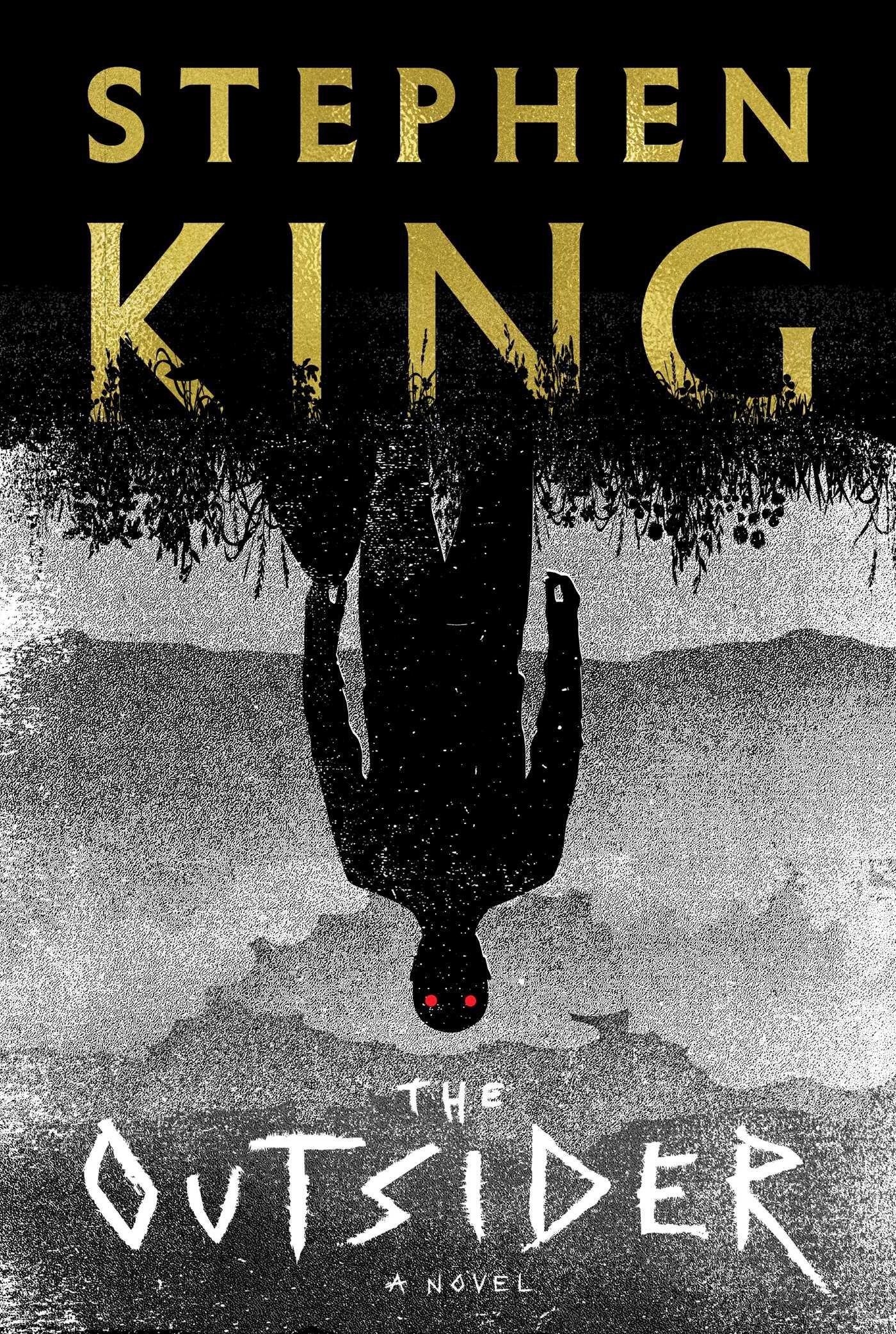 [the outsider stephen king us poster scribner]