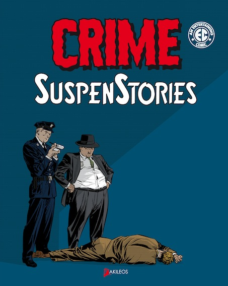 [Crime Suspenstories 1, akileos]