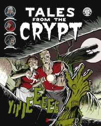 [Tales from the crypt 1, cover, Akileos]