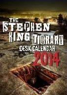 [2014 Stephen King Desk Calendar]