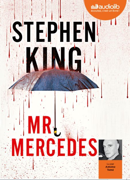 [mr mercedes audiolib stephenking]
