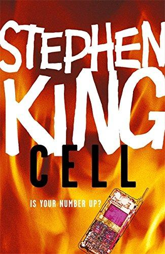 [Cell by Stephen King hodder]