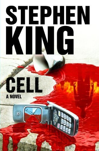 [Cell by Stephen King scribner]