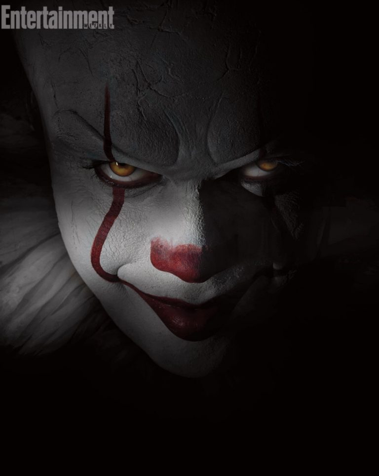 [stephen king it ca pennywise le clown]