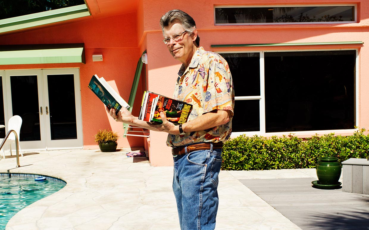 [stephen king reading florida]