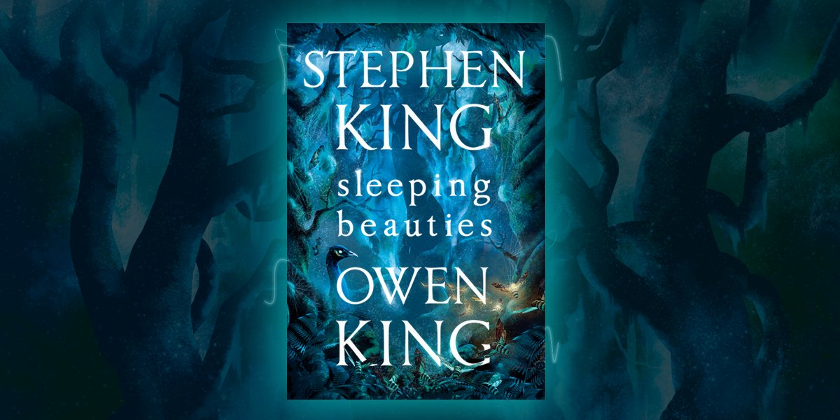 [sleeping beauties stephenking owenking uk cover hodder]