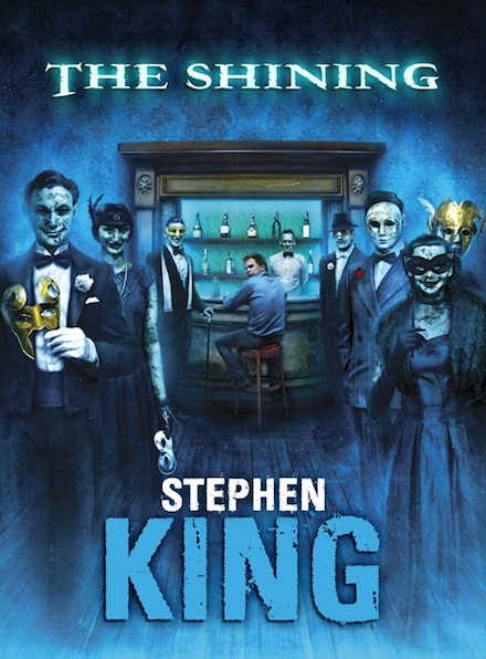 [shining limited edition subterranean press cover - Photo Stephen King]