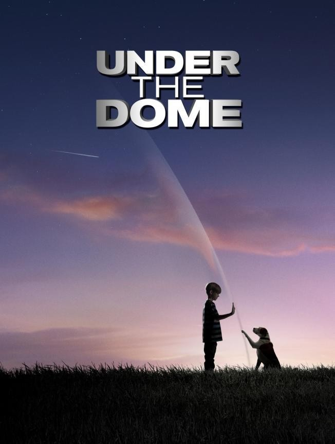 [Under the Dome Poster Saison1 - Photo Stephen King]