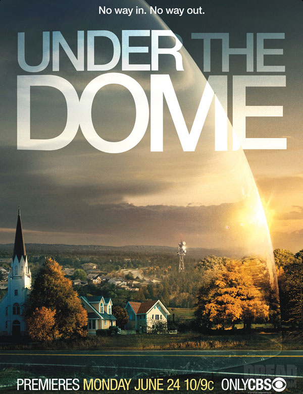 [under the dome new art - stephen king]