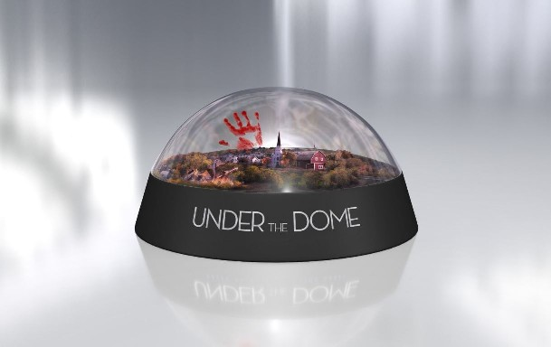 under the dome stephen king dvd