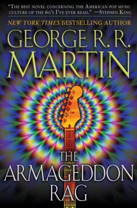 [the armageddon rag by george rr martin]