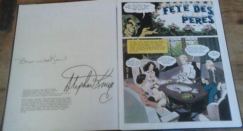 [ebay stephenking fausse signature dedicace 02]