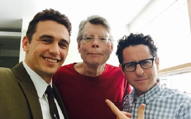 [221163 stephen king james franco jj abrams]