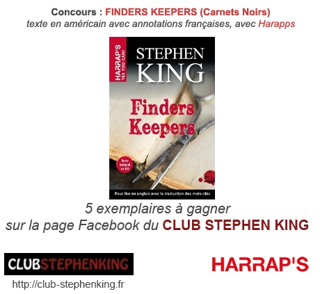 [Finders Keepers harraps]