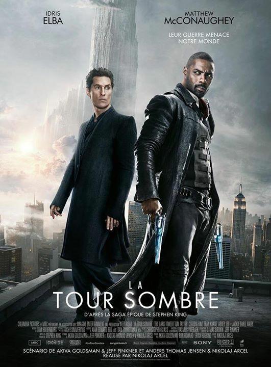 [la tour sombre stephenking poster fr new]