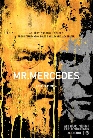 [mr mercedes tvseries poster]