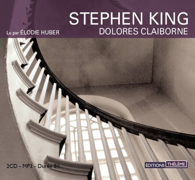 Dolores Claiborne - Stephen King - livre audio theleme