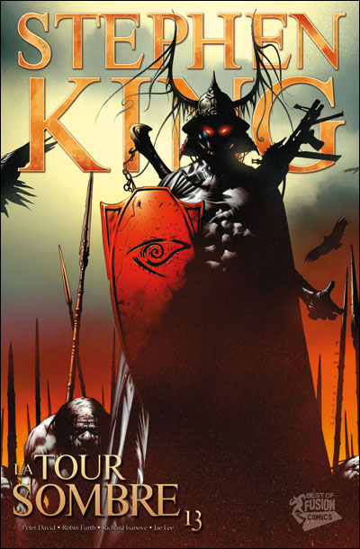 [la tour sombre bd 13 - Stephen King - Panini comics]