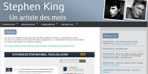 [lemondedestephenking Stephen King - Photo]