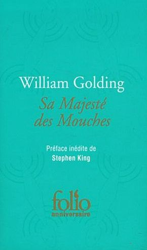 [sa majeste des mouches william golding stephenking Stephen King - Photo]