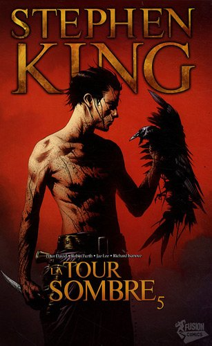 la tour sombre 5 bd stephen king panini