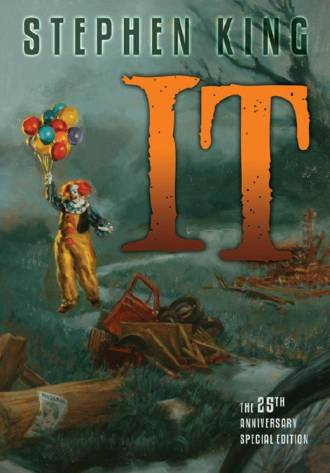 IT - Stephen King - special anniversary letted edition