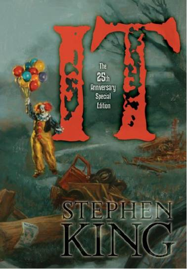 IT - Stephen King - special anniversary limited edition