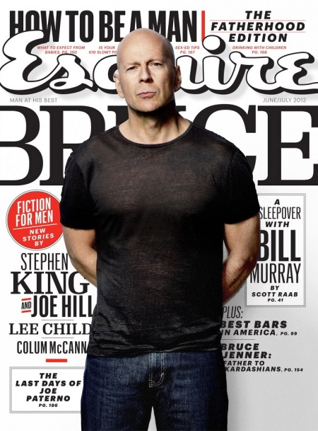 [esquire june july2012 Stephen King - Photo]
