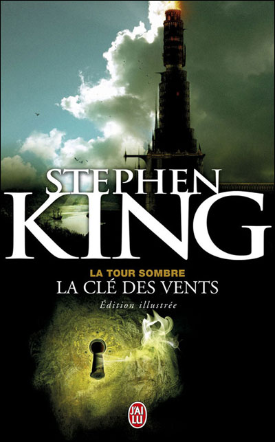 [la tour sombre la cle des vents - couverture - Stephen King]