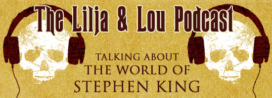 [lilja lou stephen king podcast Stephen King - Photo]