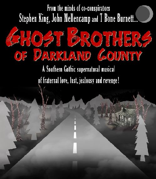 [ghost brothers of darkland county tour - Photo Stephen King]